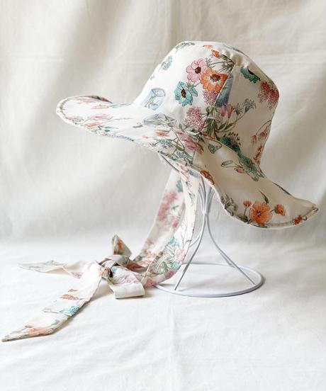 【Sway】<Vase Flowers> Boonie Hat