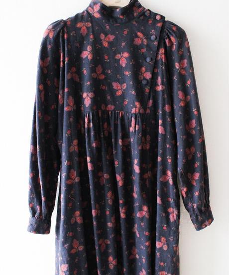 【Seek an nur】Laura Ashley Flare Long Dress