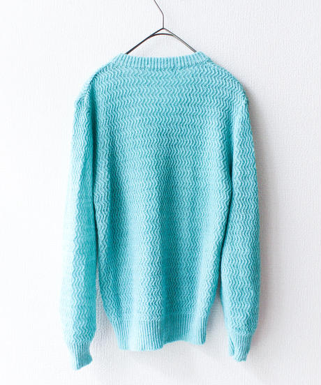 【tiny yearn】VTG V-neck Acryl Sweater