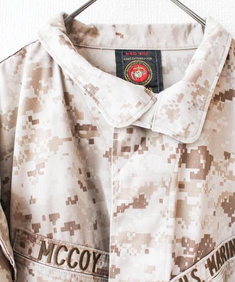 【Seek nur】USMC DESERT MARPAT Combat Jacket