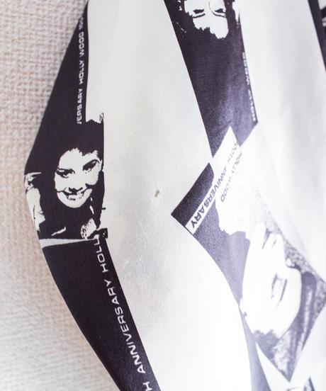 【Seek nur】HOLLYWOOD 100th Anniversary AUDREY HEPBURN Blouse