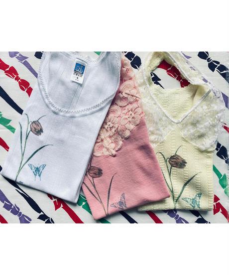 【Sway】「STAY」Euro Underwear camisole