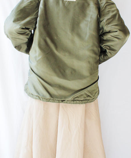【Seek nur】1960's US Air Force Reversible Liner Coat