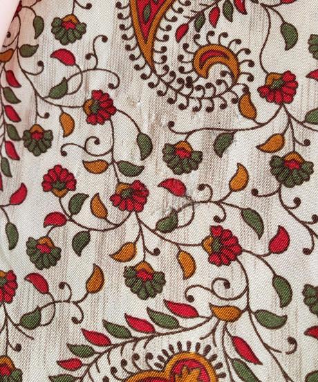 【Seek an nur】Made in India Ethnic Maxi Dress