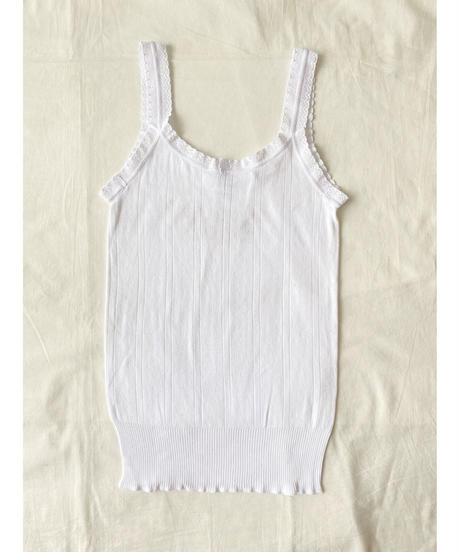 【Sway】「TWO SPARKS TWO STARS」Euro Underwear camisole