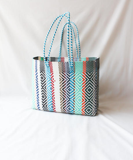 Plastic woven bags in Mexico/L