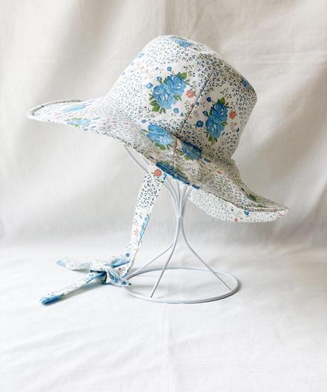 【Sway】<Blue Roses> Boonie Hat