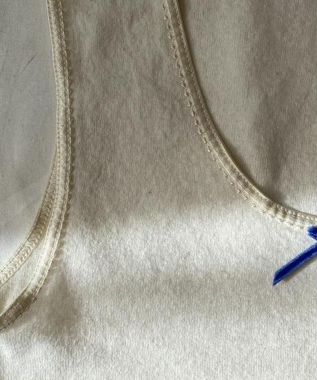 "【Sway】<Made in Germany""Medima"" Underwear> Angora sleeveless:Ivory"