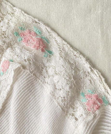 【Sway】「BEFORE I FALL」Euro Underwear camisole