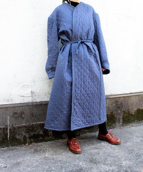 【Seek nur】VTG Czech Army Cotton Quilt Liner Coat