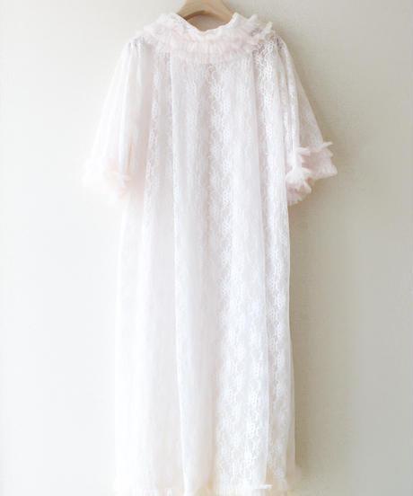 【Seek an nur】Lace Lingerie Night Gown