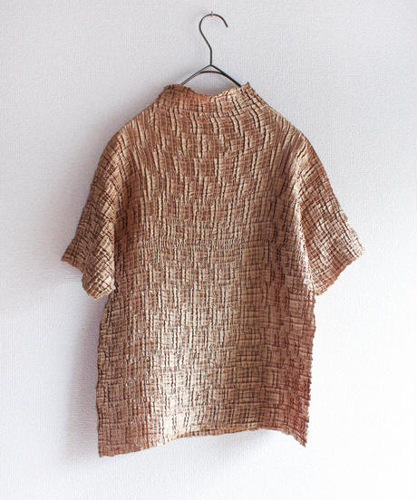 【tiny yearn】Dawing  Design High Neck Tops
