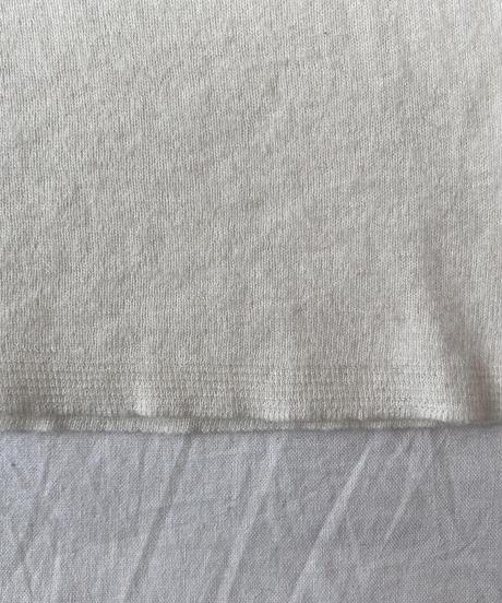 "【Sway】<Made in Western Germany""Medima"" Underwear> Angora S.sleeve:Ivory"