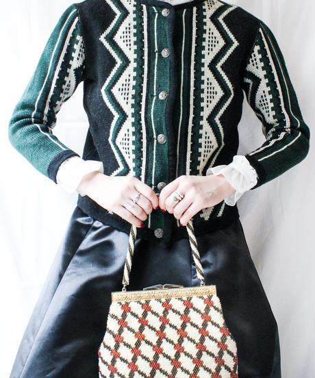 Vintage Beads Hand Bag