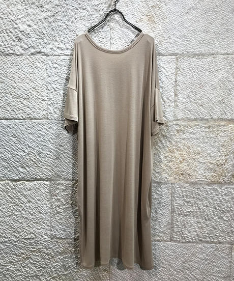 "Rayon Jersey 2way dress ""5color"" [203917655]"