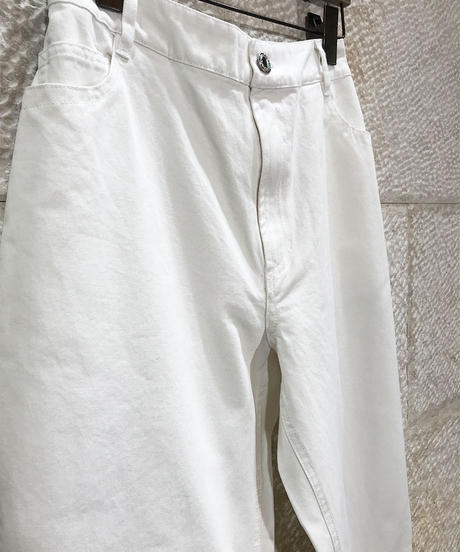 "Cotton twill Tapered pants ""2color""[201937650]"