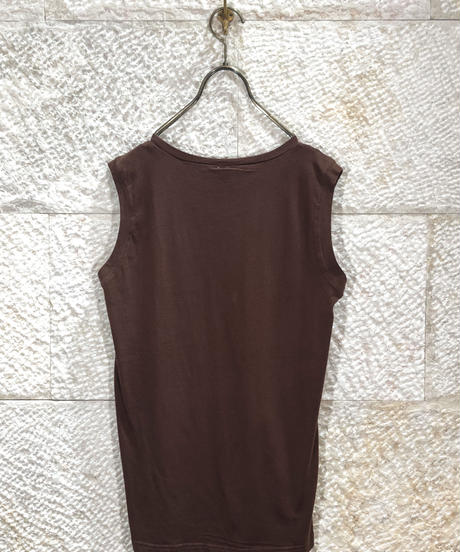 "30/-Jersey SANFRAN pt tank-top ""4color"" [203927669]"