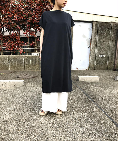 "30s/- Jersey dress ""3color"" [201927595]"