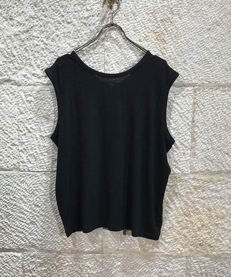 "Rayon Jersey 2way Sleeveless ""5color"" [203917653]"