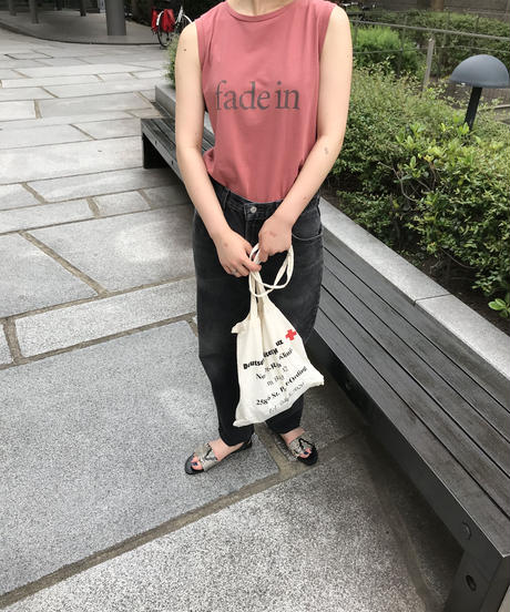 "30/-Jersey fadein pt tank-top ""2color"" [203927673]"