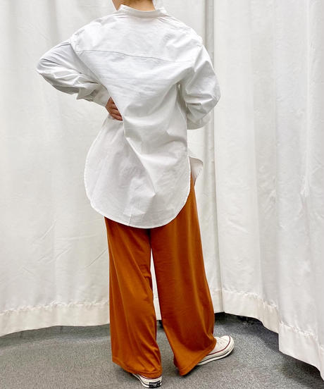 "Rayon interlock Wide pants  ""3color"" [211917840]"