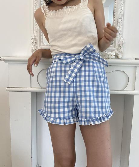 Marie ribbon pants