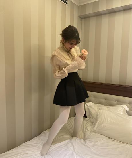 organdy girly blouse