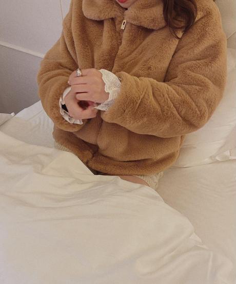 Bear far coat
