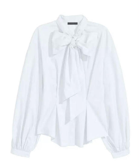 Big Ribbon Blouse