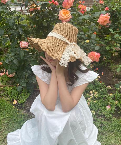 lovely straw hat