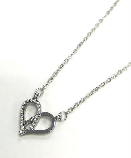 heartネックレス