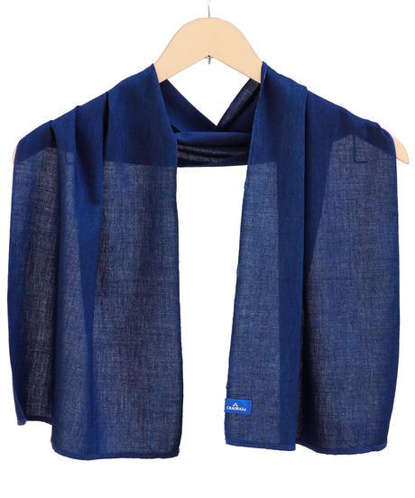 スポーツ手ぬぐい 草木染 藍 / JAPAN BLUE