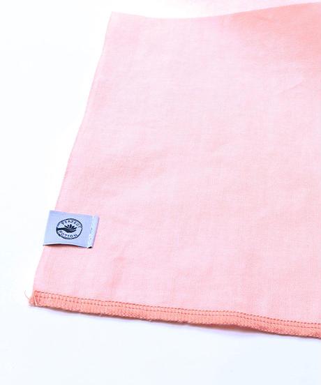 DailyFit てぬぐい 天然抗菌  ハンドスプレーセット/   For mam & kids  ピンク