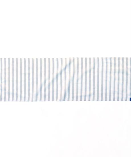 スポーツ手ぬぐい 織ボーダー /  グレー