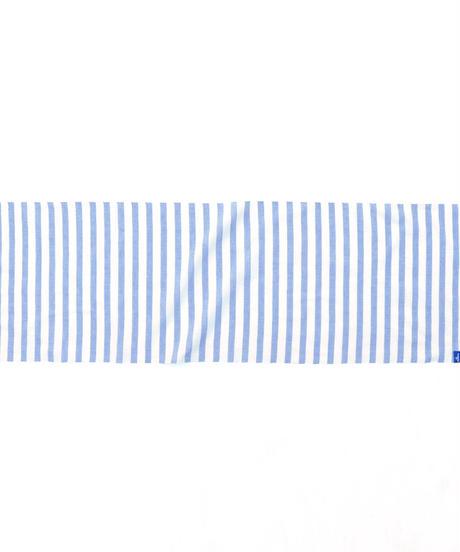 スポーツ手ぬぐい 織ボーダー / ブルー