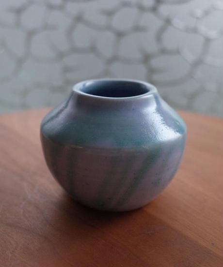 Lina E Ceramics 001: blue×purple