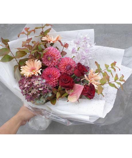 【全国発送】SMALL MOTHERS DAY FLOWER 2021