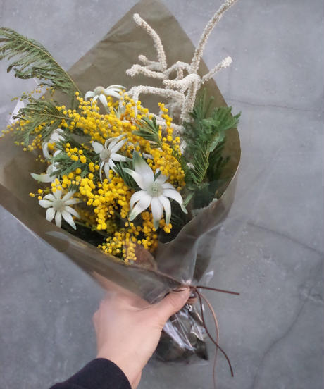 Bouquet: Mid-small