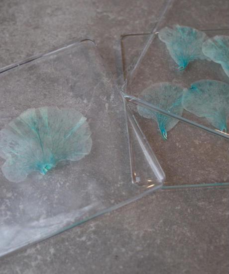 Flower Plate :Sweet Pea 002