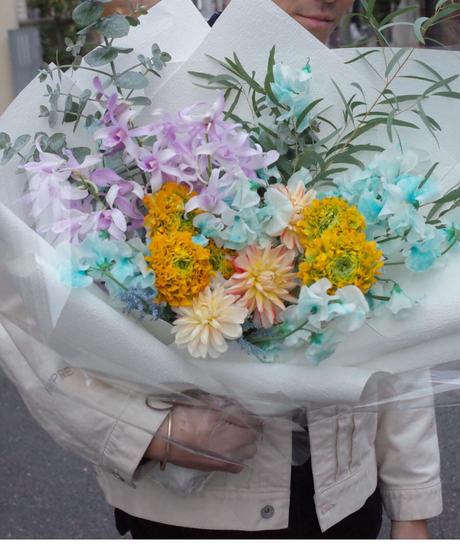 【全国発送】MOTHERS DAY FLOWER 2021
