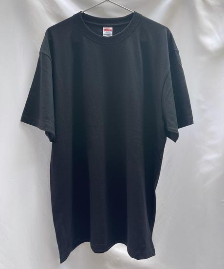 ORIGINAL ARTWORKS × STAYFLOWER Tシャツ BLACK