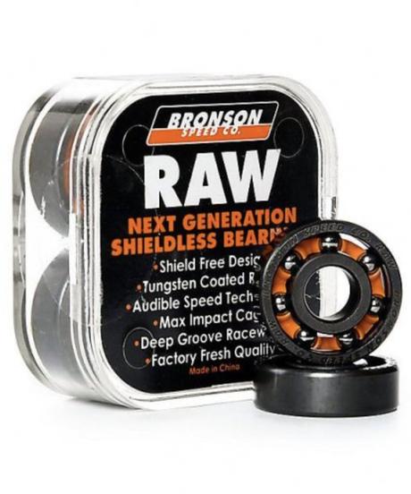 BRONSON RAW