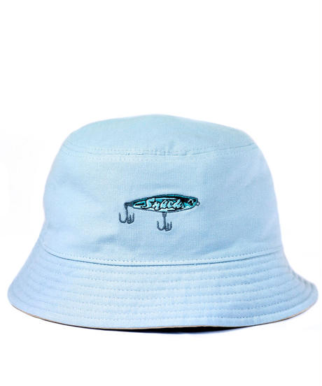 SNACK LURE REVERSIBLE BUCKET HAT