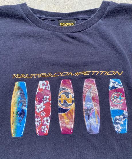 NAUTICA Tシャツ
