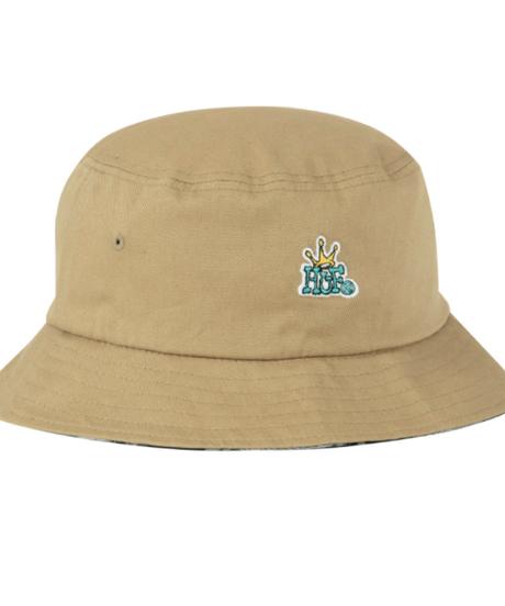 CROWN REVERSIBLE BUCKET HAT