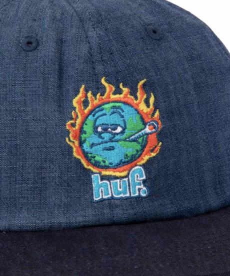 GLOBAL WARMING 6 PANEL HAT