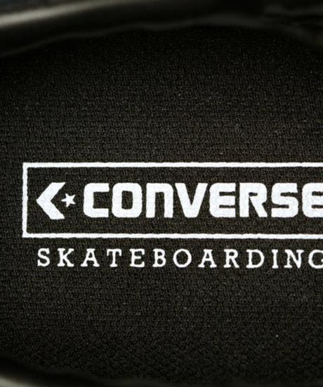 CONVERSE SKATEBOARDING PRORIDE SK OX +  BLACK