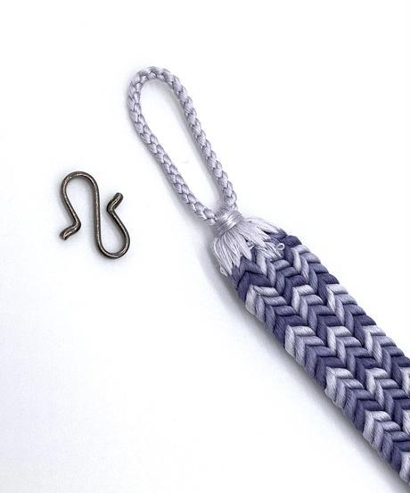 男性用羽織紐(グラデーション) [紅衣オリジナル]