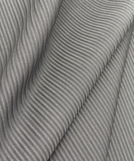 男性のスーツの生地で仕立てる着物②(手縫い仕立て代込み)