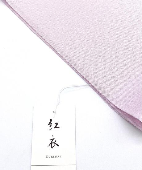 艶帯揚げ 二色ぼかし 薄桜×薄撫子色 [紅衣オリジナル]